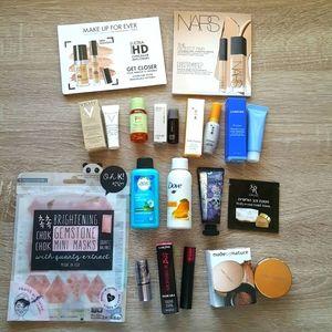 NEW 15pcs beauty lot bundle 🌸 Skincare + Makeup